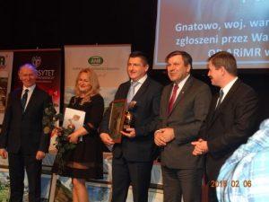 Laureaci XXI edycji Ogólnopolskiego Konkursu ROLNIK-FARMER ROKU