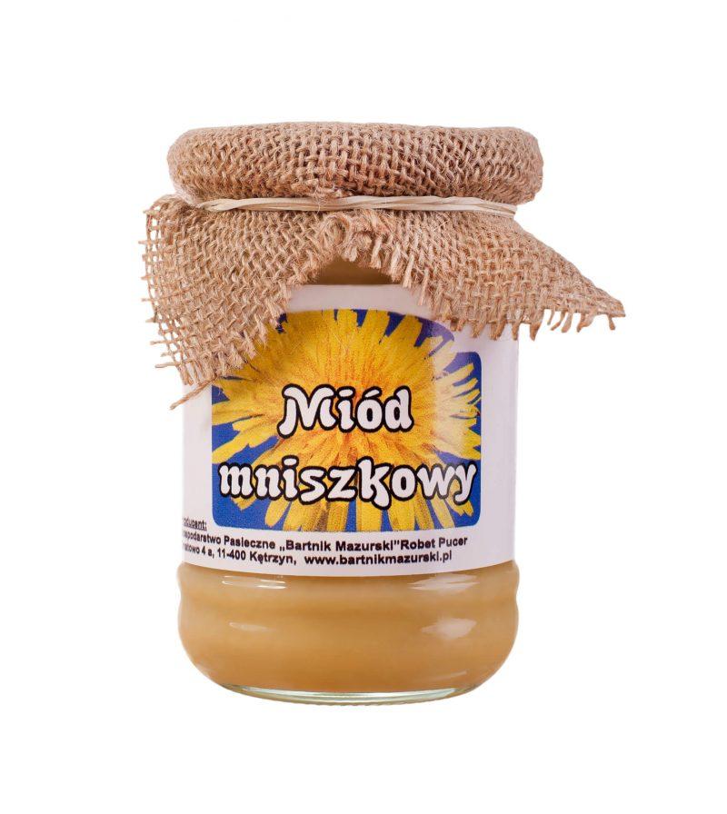 Miód Mniszkowy | Bartnik Mazurski